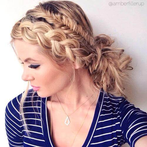 Hairstyles To Hide Greasy Hair   14+   Hairstyles   Haircuts