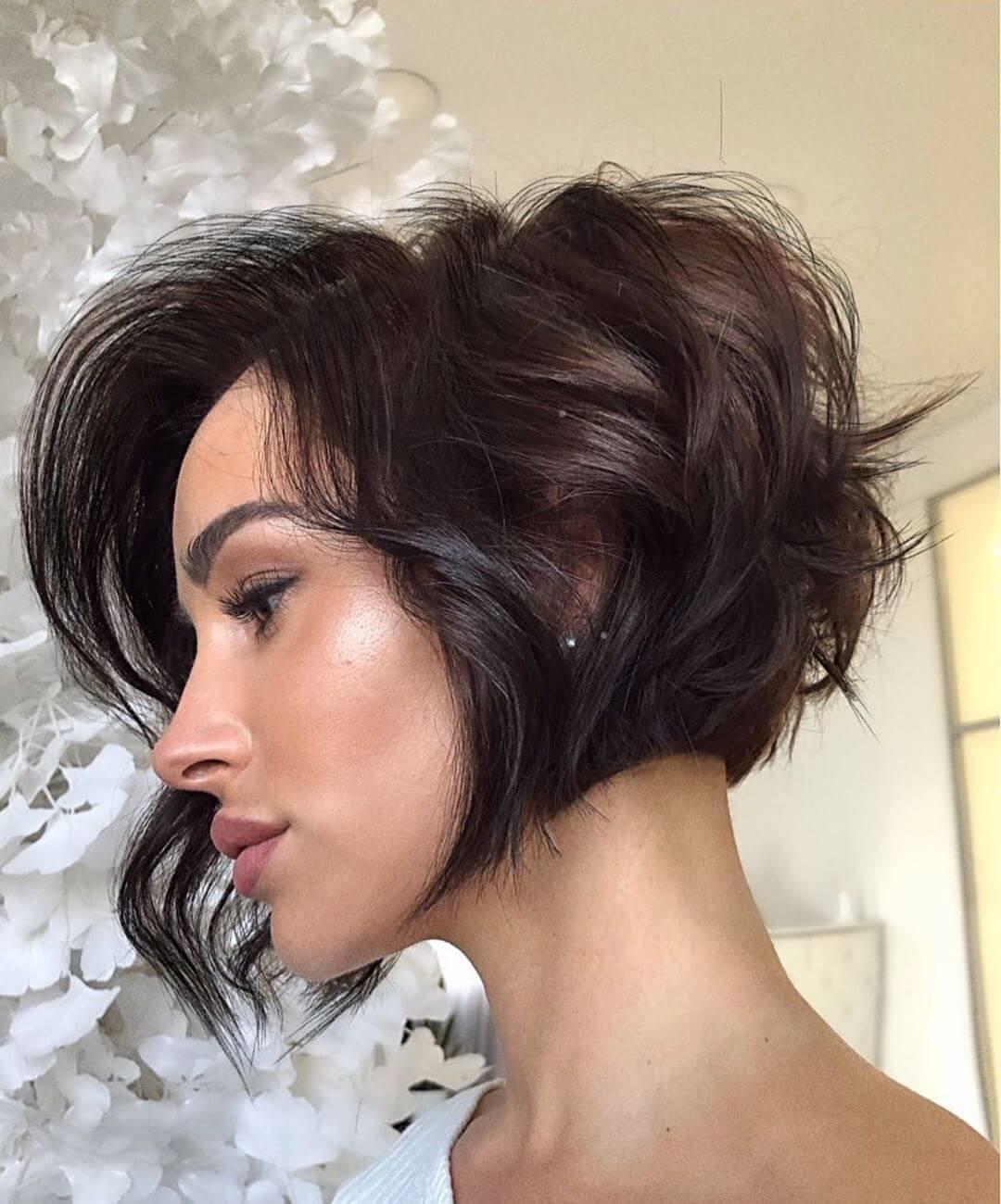 Hairstyles Jaw Length Hair 13 Trendiem