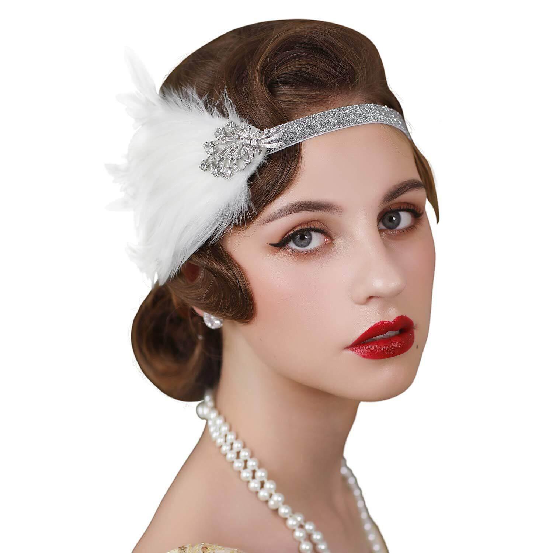 1920s Flapper Hairstyles For Long Hair - 14+ | Trendiem ...