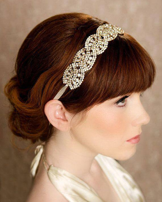 1920s Hairstyle With Headband   14+   Hairstyles   Haircuts