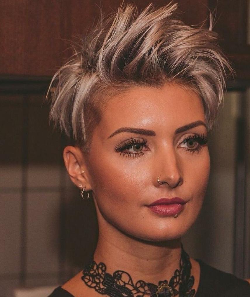 2021 Fall Short Haircut Trends - 25+ » Trendiem