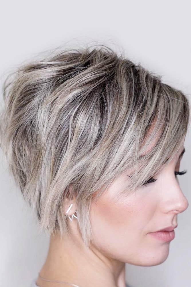 2021 Short Haircut - 25+ » Trendiem