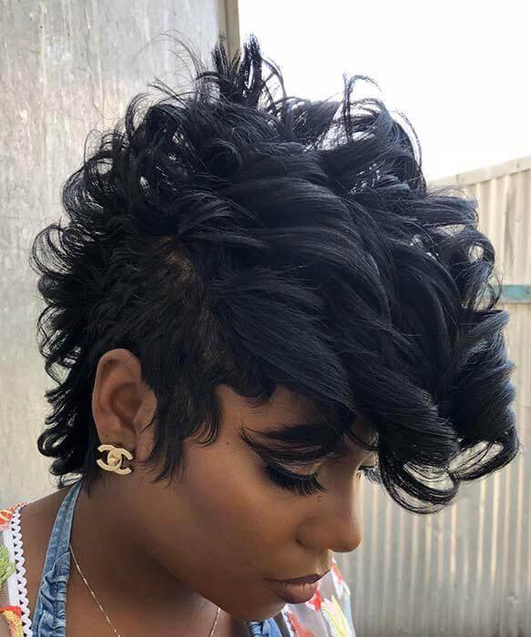 2021 Short Haircuts Black Female - 30+   Hairstyles   Haircuts