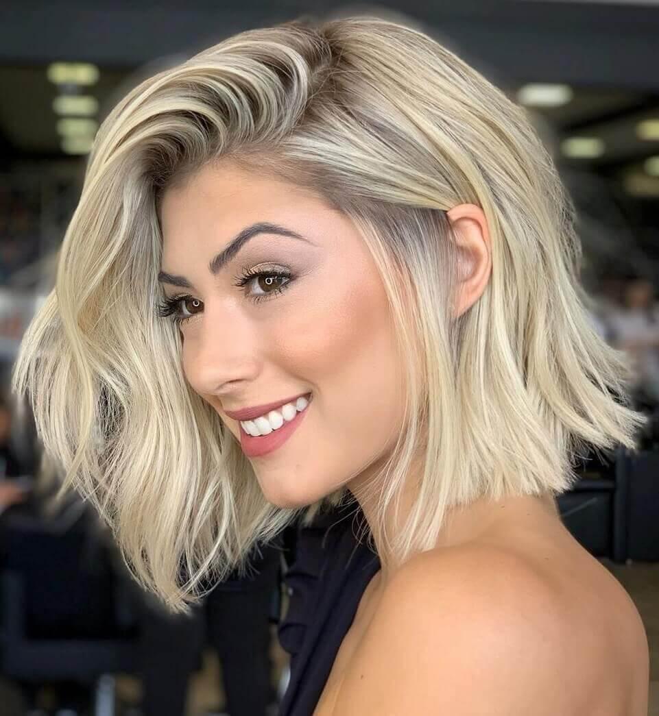 Newest Short Haircuts 2021 - 14+ » Trendiem