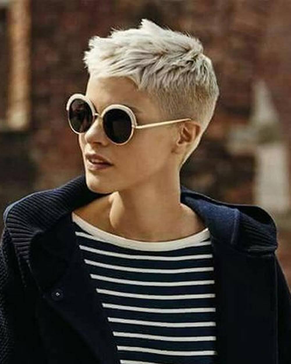 Super Short Haircuts 2021 - 14+ | Trendiem | Hairstyles ...