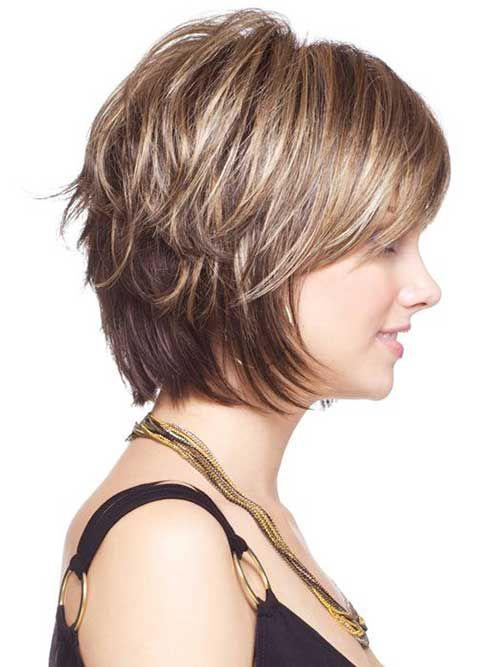 Pics Of Short Haircuts With Layers