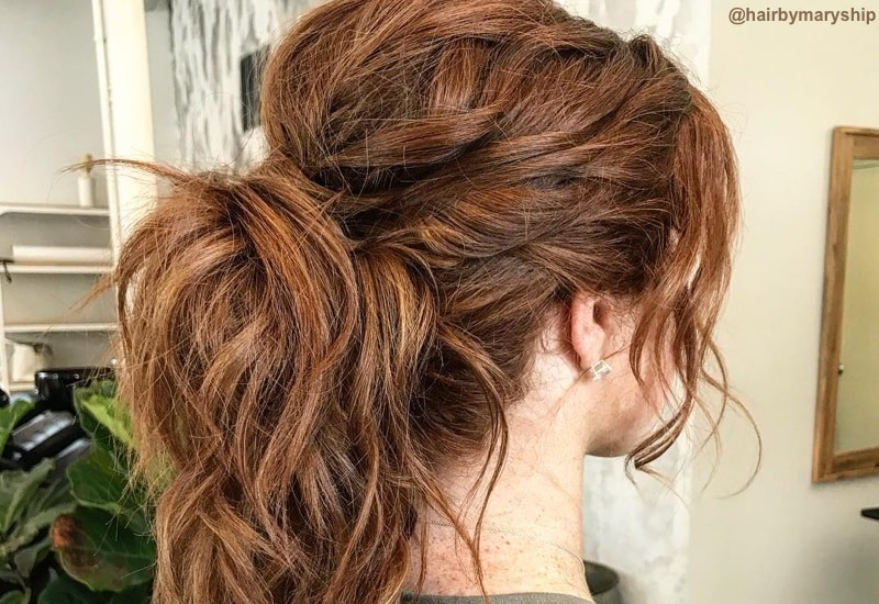 Impressive Thick Strand Hairstyles