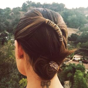 Thin Wire Hairstyles