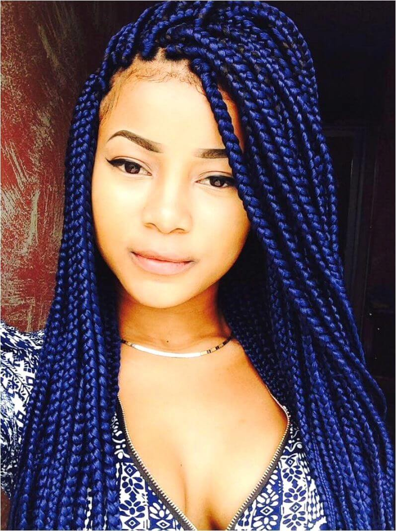 Hairstyles With Braids In America 2021
