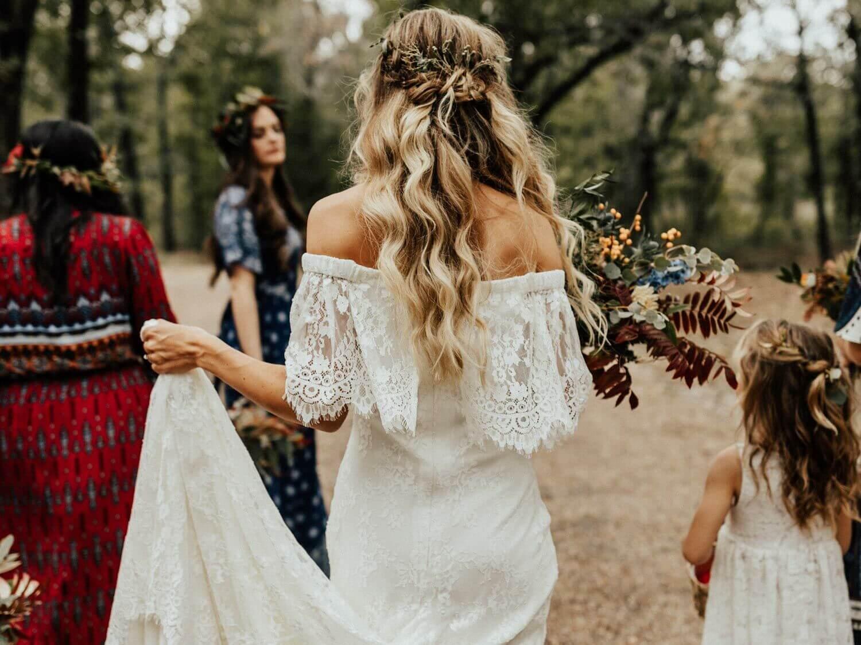 Wedding Hairstyles 2021